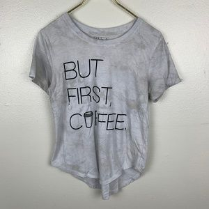 But First, Coffee Graphic Tee